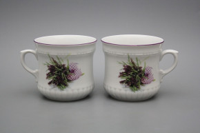 Pearl mug big 0,37l Provence FL