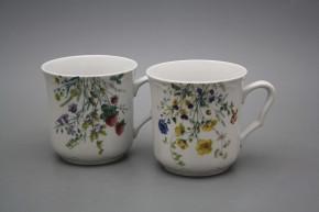 Mug Karel 0,27l Flowering meadow BB