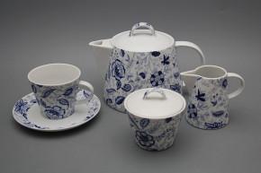 Tea set Tom Blue Persia 15-piece BB