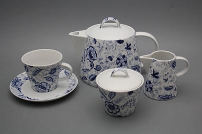 Tea set Tom Blue Persia 15-piece BB č.1
