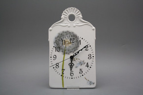 Cutting board clock Dandelions BB