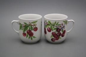 Mug Trojka 0,3l Cherries BB