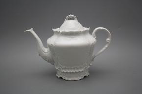 Teapot 1,2l Opera Platinum