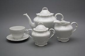 Tea set Opera Platinum 15-piece