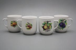 Mug Trojka 0,3l Fruits BB