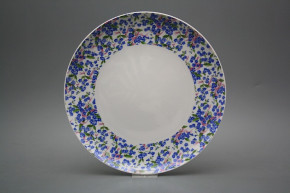 Flat plate 26cm Tom Forget-me-not BB