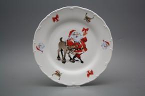 Flat plate 25cm Ofelia Santa FBB