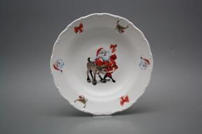 Deep plate 23cm Ofelia Santa FBB