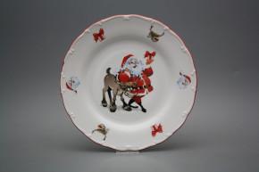 Flat plate 25cm Ofelia Santa FCL
