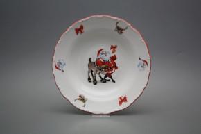 Deep plate 23cm Ofelia Santa FCL