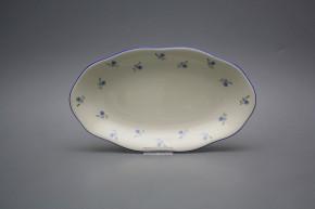 Side bowl 25cm Alaska ECRU Forget-me-not Sprays AAL