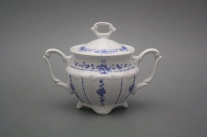 Sugar bowl 0,25l Maria Teresa Royal Blue BB č.1