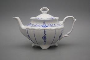 Teapot 1,1l Maria Teresa Royal Blue BB