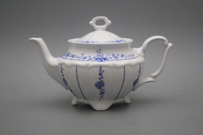 Teapot 1,1l Maria Teresa Royal Blue BB č.1