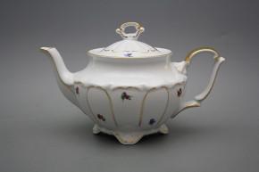 Teapot 1,1l Maria Teresa Bouquet Sprays GL