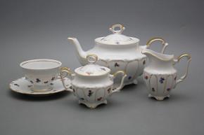Tea set Maria Teresa Bouquet Sprays 15-piece GL