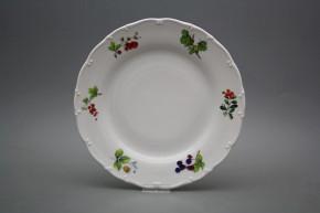 Flat plate 25cm Ofelia Forest berries ABB