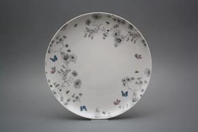 Flat plate 26cm Tom Secret Garden BB