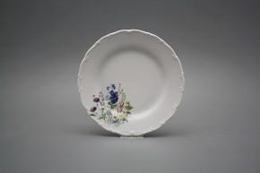 Dessert plate 19cm Ofelia Flowering meadow HBB