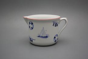 Big mug Varak with spout Nautical CL
