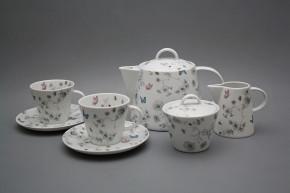 Tea set Tom Secret Garden 15-piece BB