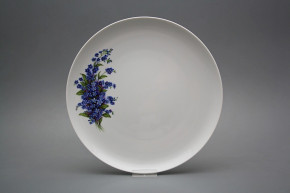 Flat plate 26cm Tom Forget-me-not HBB