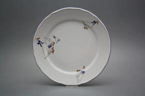 Flat plate 26cm Rokoko Geese CML