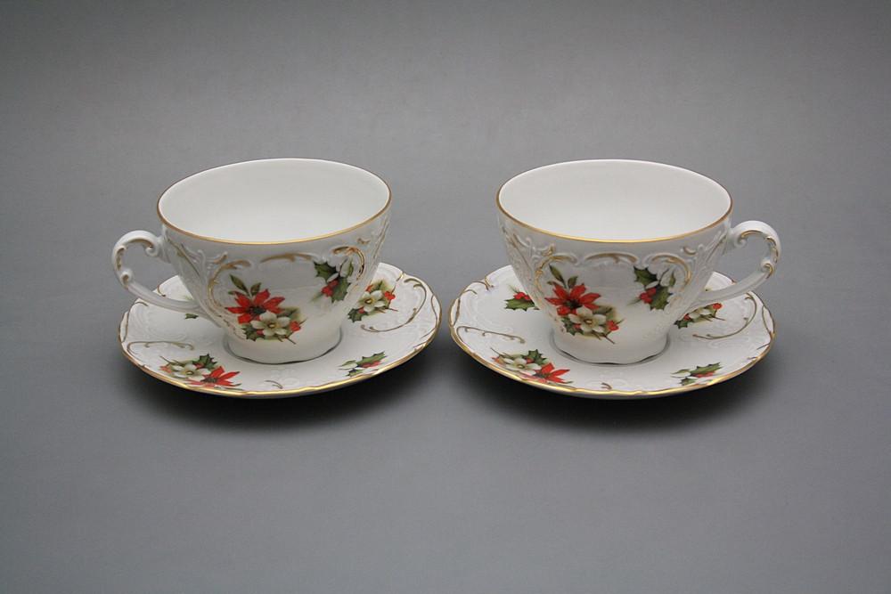 Tea Cup 0 17l And Saucer Opera