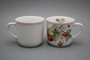 Mug Varak 0,65l Strawberries CL