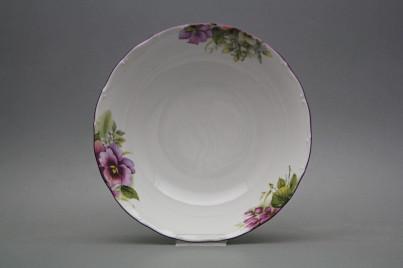 Deep dish 25cm Ofelia Pansy CFL č.1