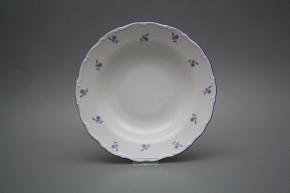 Deep plate 23cm Ofelia Forget-me-not Sprays AAL